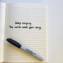 Keep Singing